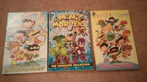 kids comic books