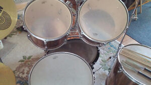 Westbury drums like-new condition West Island Greater Montréal image 5