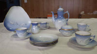 Bing and Grondahl Seagull and Gold Danish Fine China