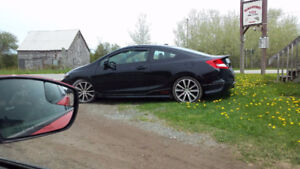 2013 Honda Other Si Coupe (2 door)