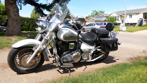 Yamaha road star price reduced