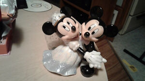 Vintage mickey and mini mouse wedding night Mint!  Very rare St. John's Newfoundland image 3