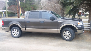 *HUGE PRICE DROP*2006 ford f-150 king ranch 4x4