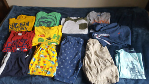 Boys clothing lot size 10 years all for $10