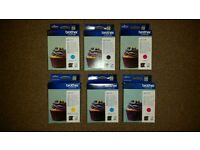 BROTHER PRINTER INK LC123