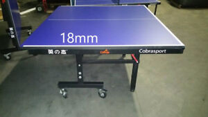 2018 Table Tennis Sale - Last Few Tables left as low as $300