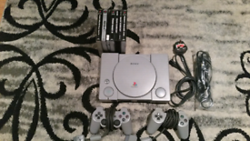 Playstation one swaps