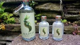 Lot Of 3 bottles of Seedlip Herbal non alcohol spirit 700ml & 2x 200ml