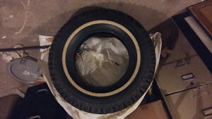 Uniroyal -678-15 white wall winter tires