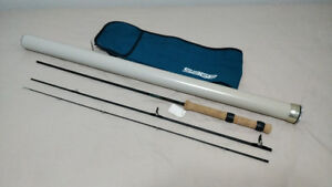 Brand New Fishing Rods - St. Croix, G. Loomis, and Cormer Brands