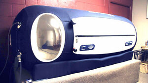 Lethbridge Has Hyperbaric Oxygen Therapy! - 80% off 1 hr session