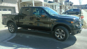 2014 Ford F-150 SuperCrew FX4 Pickup Truck