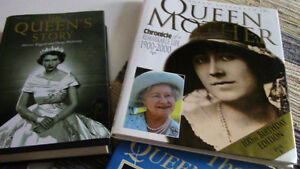 Royalty Books, Queen, Queen Mother -6 Books for $25 Kitchener / Waterloo Kitchener Area image 2