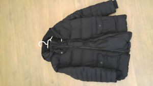Maternity winter down jacket Thyme. XS. Good condition.
