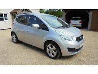 KIA VENGA DAMAGED RERPAIRED AND READY TO GO