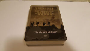 Trenches : Battleground WW1 - 5 DVD Collection - Sealed
