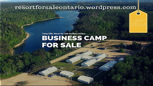 Camp for Sale Ontario Canada - Gogama