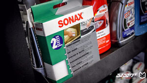 SONAX Dirt eraser SONAX all product line avaiable