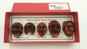 Hahoe Mask magnets