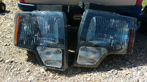 Ford Headlights & Taillights