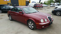 2002 Jaguar S-TYPE LOADED!!
