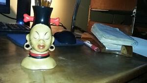 Ancien head vase