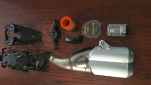 2012 Ducati 1100 monster motorcycle parts
