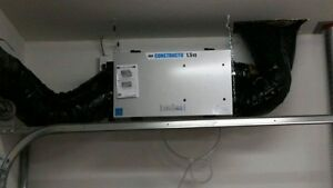 HRV /AIR EXCHANGER INSTALLATION /CLEANING St. John's Newfoundland image 1