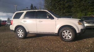 MAZDA TRIBUTE 2011 ****AWD 4 CYLINDRES 8995$****