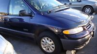 1998 Plymouth Grand Voyager Expresso Minivan, Van