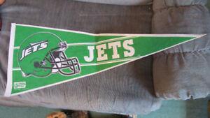NY Jets NFL banner