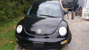2000 VW beetle 1.8L turbo