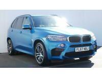 2017 BMW X5 xDrive X5 M 5dr Auto SUV petrol Automatic