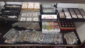 GOLD AND SILVER BULLION, COINS & JEWLERY