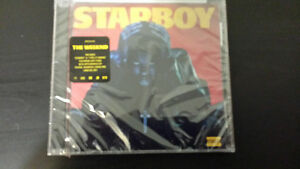 Starboy CD - The Weeknd - Brand New Kitchener / Waterloo Kitchener Area image 1