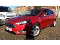 2017 Ford Focus 1.5 TDCi 120 Titanium 5dr Manual Diesel Hatchback