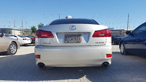2007 Lexus IS IS350 Sedan - no accidents, great condition
