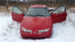 1997 Saturn SC2 needs new engine or use for parts