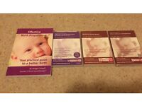 Natal hypnotherapy CDs and book