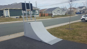 Skateboard/Scooter Ramp
