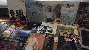 Disques vinyle Genesis- The Doors- Elton John et plus