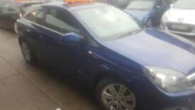 Vauxhall Astra 1.6 16v 115ps Sport Hatch Design 3 DOOR - 2009 59-REG - FULL MOT