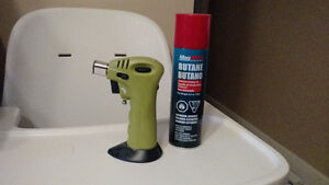 EUC Butane kitchen torch- Only used a few times