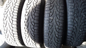 15 in Winter Tires and rims for sale