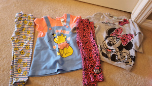 12-24 month outfits girls