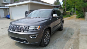 2017 Jeep Grand Cherokee Overland for Sale