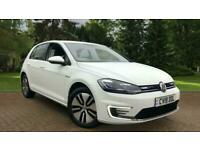 2019 Volkswagen Golf 99kW e-Golf 35kWh Full Electr Automatic Electric Hatchback