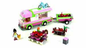 3184 Adventure Camper   Lego FRIENDS