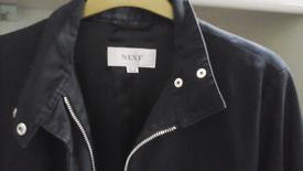 Ladies Next black belted overcoat