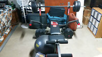 Weight Bench & Exercise Equipment For Sale